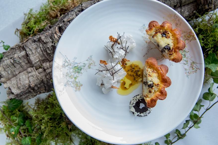 Cauliflower, Comté Garde Exceptionnelle, black truffle