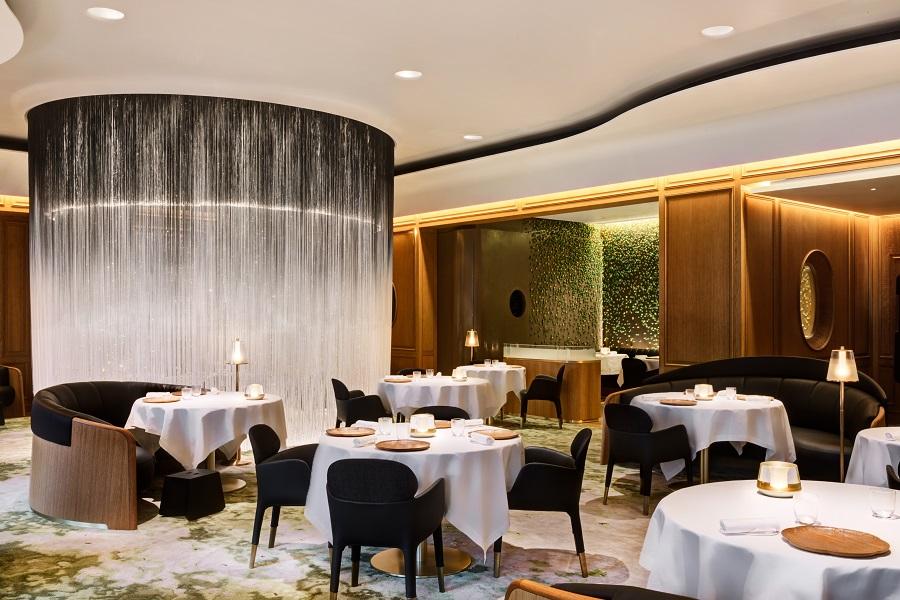 Ed Reeve - Main Dinning Room